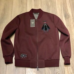 🌟FENDI🌟 HP 🥳🥳New Neoprene bomber jacket